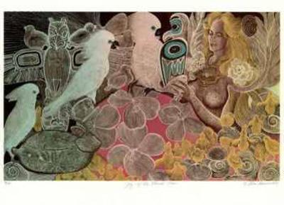 Joy of the Eternal Now by Alice Asmar