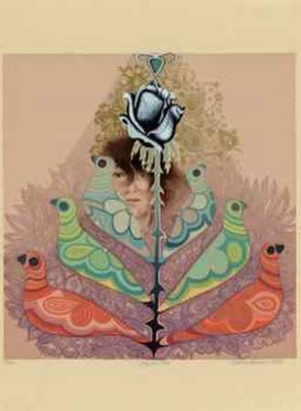 Mystic Rose by Alice Asmar