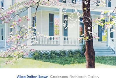 Cadences by Alice Dalton Brown