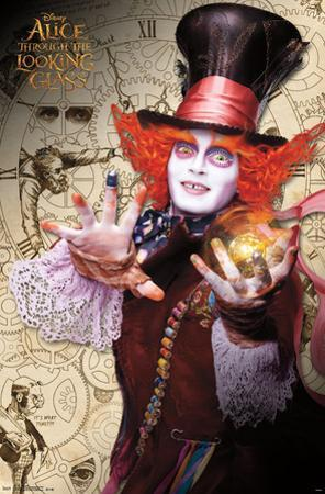 Alice In Wonderland 2- Mad Hatter Stiching Time