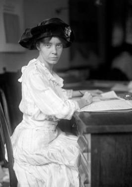 Alice Paul, 1915