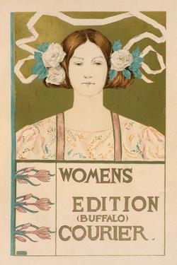 Womens Edition Buffalo Courier by Alice Russell Glenny