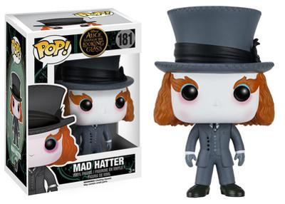 Alice Through the Looking Glass - Mad Hatter POP Figure