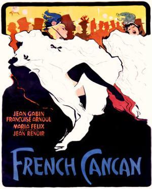 French Cancan by Alicia Grau