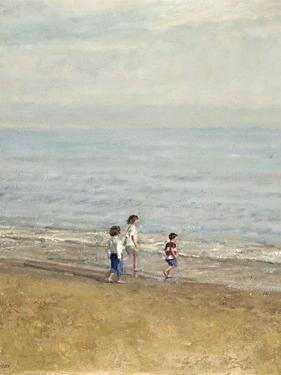 Games on the Beach by Alicia Grau
