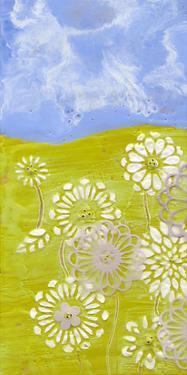 Prairie Flowers I by Alicia Ludwig