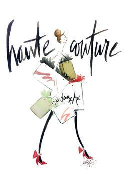 Haute Couture by Alicia Zyburt