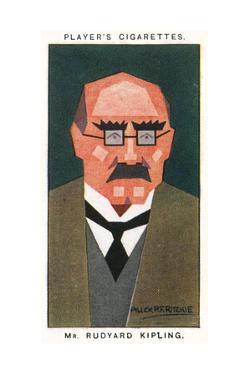 Rudyard Kipling - English Novelist by Alick P.f. Ritchie