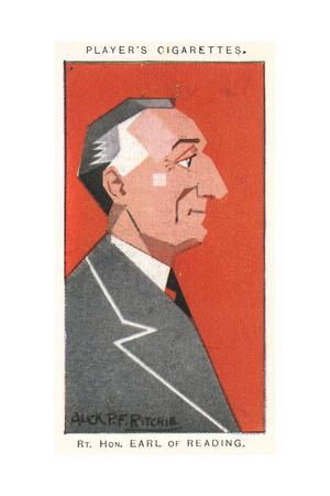 Rufus Daniel Isaacs, 1st Marquess of Reading