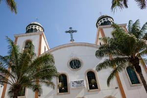 Church of Our Lady of the Remedies, Luanda, Angola by Alida Latham