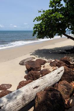 View of the Ocean on the Gulf of Guinea, Libreville, Gabon by Alida Latham