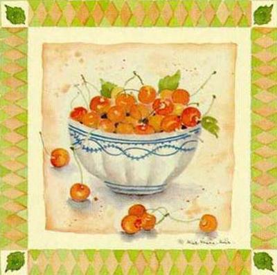 Cherries by Alie Kruse-Kolk