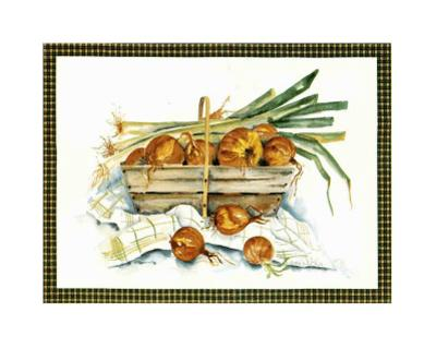 Onions by Alie Kruse-Kolk