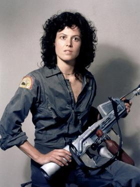 Alien 1979 Directed by Ridley Scott Avec Sigourney Weaver