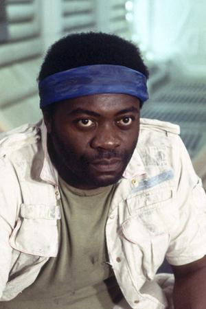 Alien, 1979 directed by Ridley Scott with Yaphet Kotto (photo)