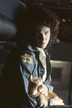 Alien, le huitieme passager (ALIEN), Sigourney Weaver, 1979 by RidleyScott (photo)