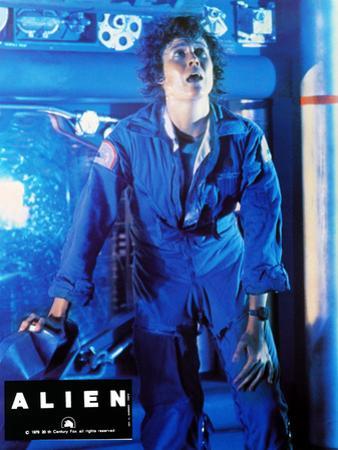 Alien, Sigourney Weaver, 1979