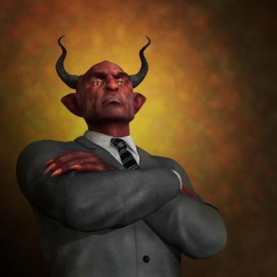 The Arrogance Of Evil by AlienCat