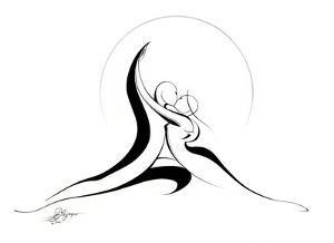 Couple Harmony II by Alijan Alijanpour