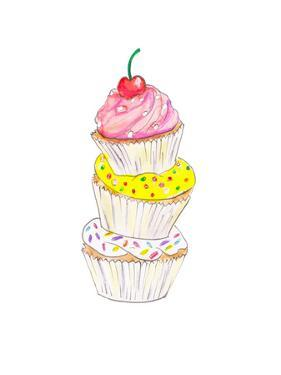 Cupcakes by Alison B Illustrations