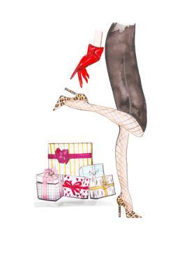 Legs Gifts by Alison B Illustrations