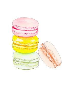 Macarons 4 by Alison B Illustrations