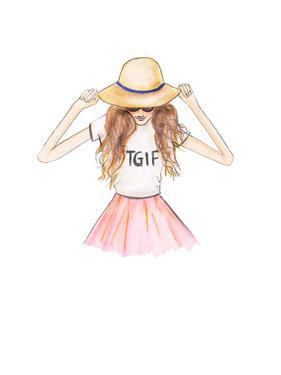 Tgif by Alison B Illustrations