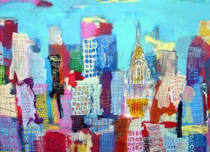 Manhattan 48, c.2009 by Alison Black