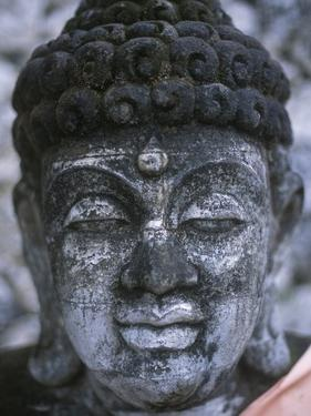 Balinese Buddha Sculpture by Alison Wright