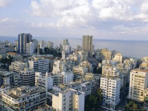 Beirut, Lebanon by Alison Wright