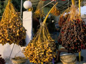 Dates for Sale, Palmyra, Syria, Middle East by Alison Wright