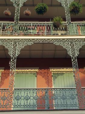French Quarter of New Orleans, Louisiana, USA by Alison Wright