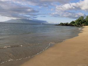 Wailea Beach, Maui, Hawaii, Hawaiian Islands, Pacific, USA by Alison Wright