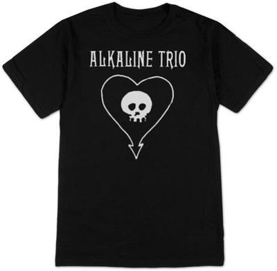 Alkaline Trio- Classic Heartskull