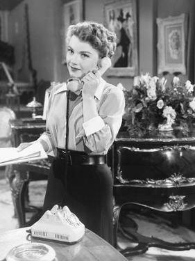 All About Eve, Anne Baxter, 1950