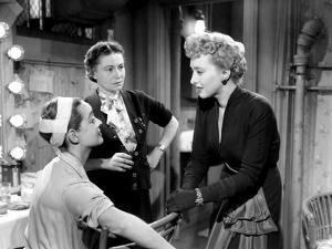 All About Eve, Bette Davis, Thelma Ritter, Celeste Holm, 1950