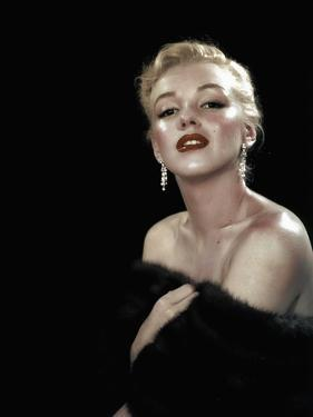 All About Eve, Marilyn Monroe, Directed Joseph L. Mankiewicz, 1950