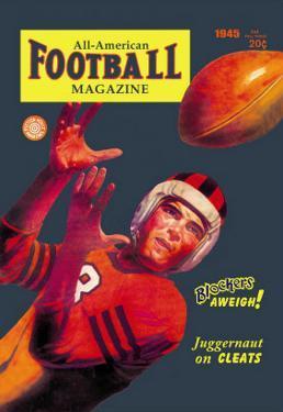 All-American Football Magazine