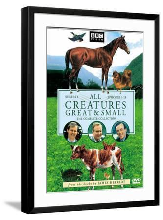 All Creatures Great and Small--Framed Poster