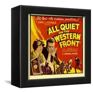All Quiet on the Western Front, Lew Ayres, 1930