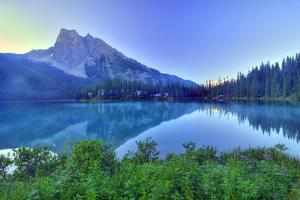 Emerald Lake in the Morning, Yoho, Canadian Rockie by All Rights By Krishna.Wu