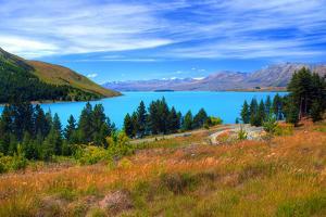 Lake Tekapo by All Rights By Krishna.Wu