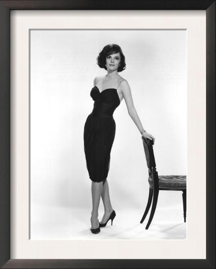 All the Fine Young Cannibals, Natalie Wood, 1960--Framed Art Print