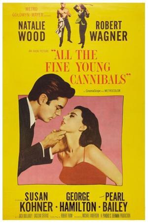 All the Fine Young Cannibals, Robert Wagner, Natalie Wood, 1960