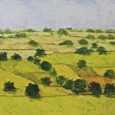 Dusty Meadows by Allan Friedlander