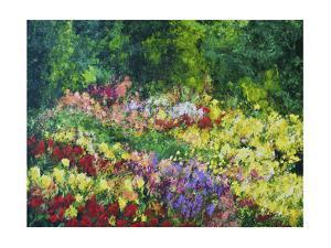 Forest Garden by Allan Friedlander