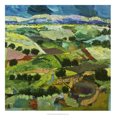 Into the Fields by Allan Friedlander