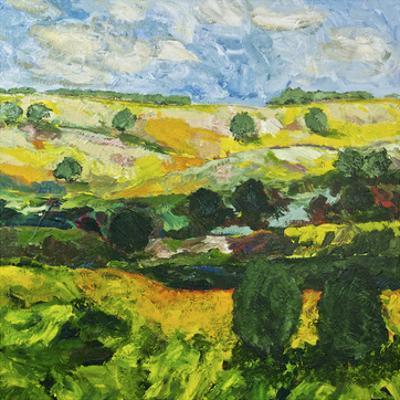 Over the Hills by Allan Friedlander