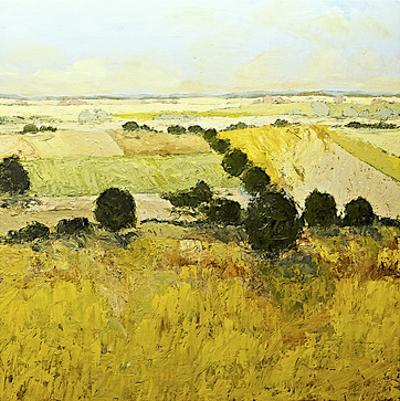 Summer End by Allan Friedlander