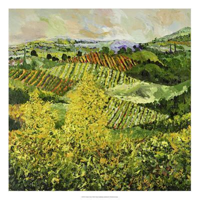 Yellow Trees by Allan Friedlander
